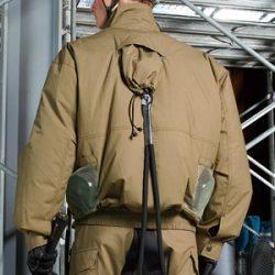 KU91400F 空調風神服 フルハーネス用長袖ブルゾン