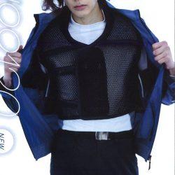 (2020新製品)服の外から装着しても風が通ります。フルハーネス用インナー KU99120